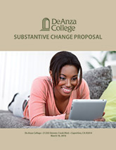 substantive change proposal cover