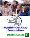 Foothill-De Anza Foundation. Donate online.