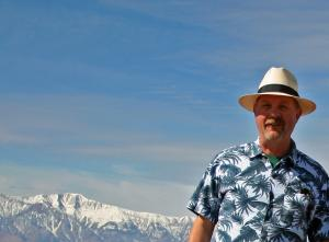 don nickel in death valley