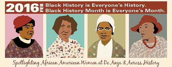Black History Month February 2016