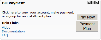 Bill Payment Channel Example