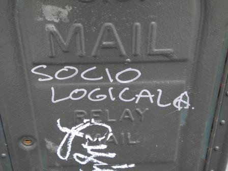 Sociological Graffiti